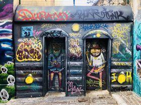 おしゃれに溢れる街マルセイユ!ストリートアートでインスタ映え