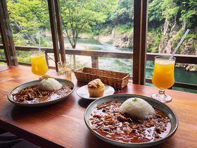 峡谷にそびえ立つカフェ!奈良「瀞ホテル」は瀞峡のシンボル