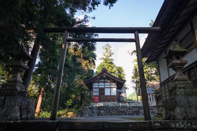 鬼伝説だけじゃない歴史溢れる「元伊勢三社」