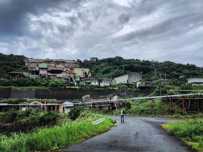 九州で唯一残っていた池島炭鉱