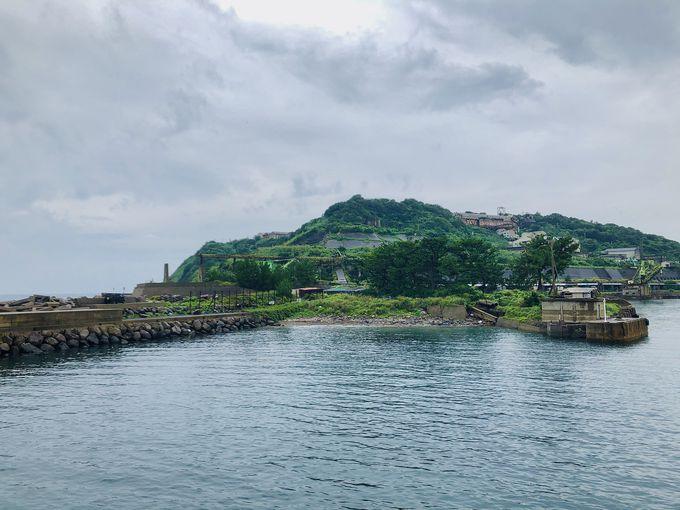 神功皇后の伝説をもつ港
