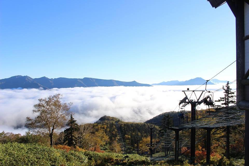 5.層雲峡温泉