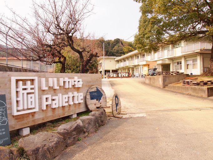 生まれ変わった小学校「いいかねPalette」