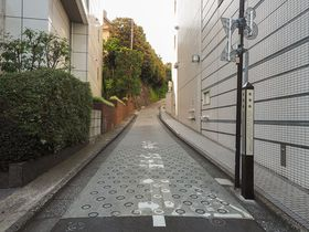 将軍が名付けた珍しい坂道。東京・飯田橋駅そばに佇む若宮町・ゆ嶺坂