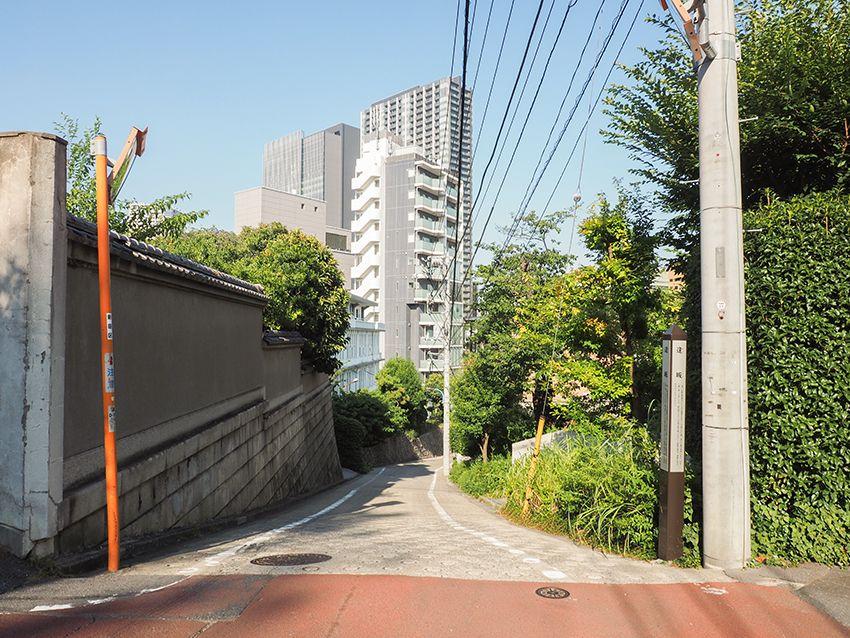 奈良時代のロマンスを今に!景色も印象的な新宿市ヶ谷・逢坂めぐり