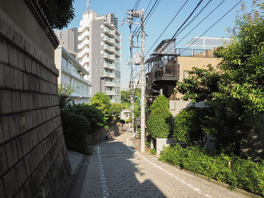 逢坂と建築