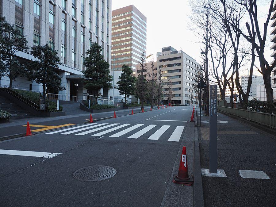 虎ノ門駅すぐ!三年坂の坂上にあった大久保利通邸と界隈坂道めぐり