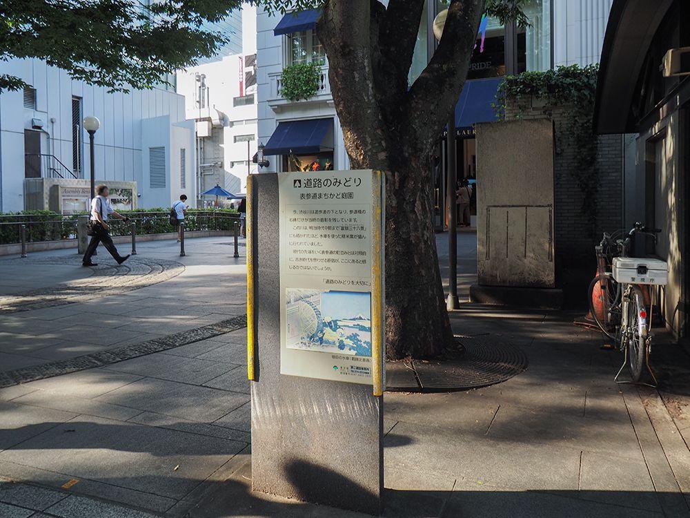 キャットストリートと渋谷川