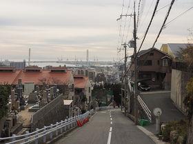 古道・魚屋道で神戸の眺望を楽しむ!甲南山手駅界隈 眺望坂めぐり