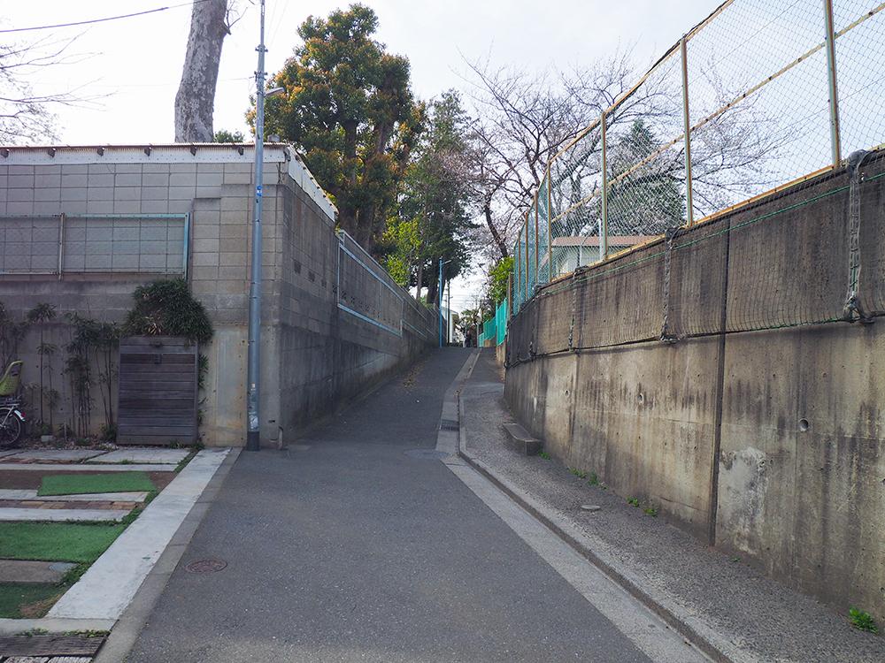 古道と三年坂