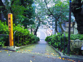 ドラマ『愛していると言ってくれ』で登場した東京の坂道、史跡巡り