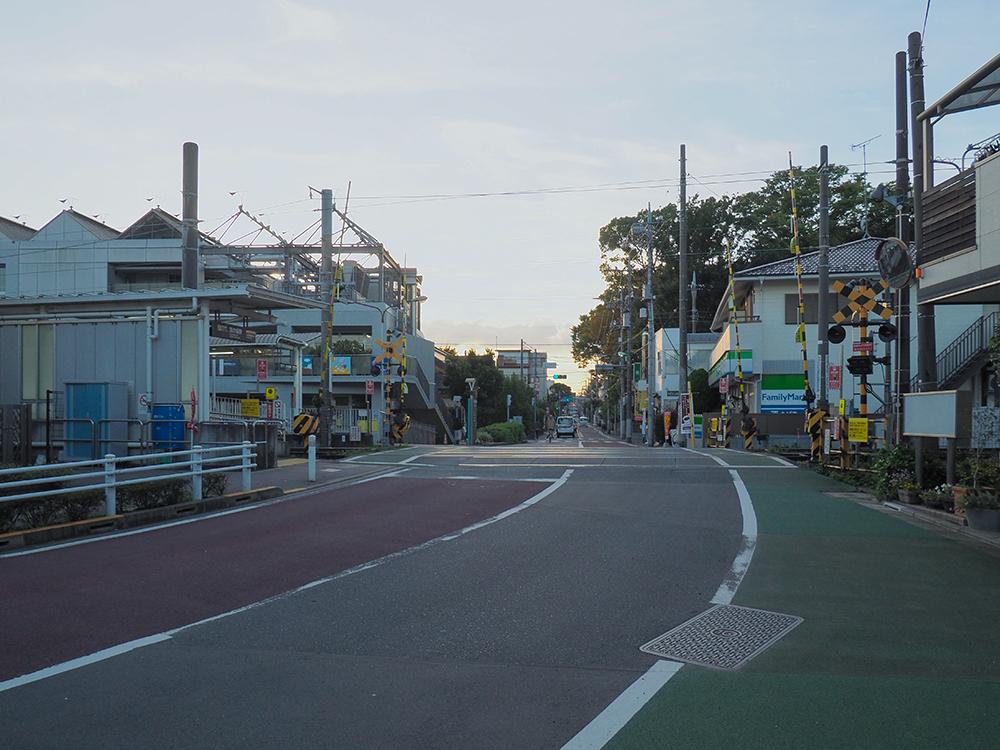 現在の「宮の坂駅」