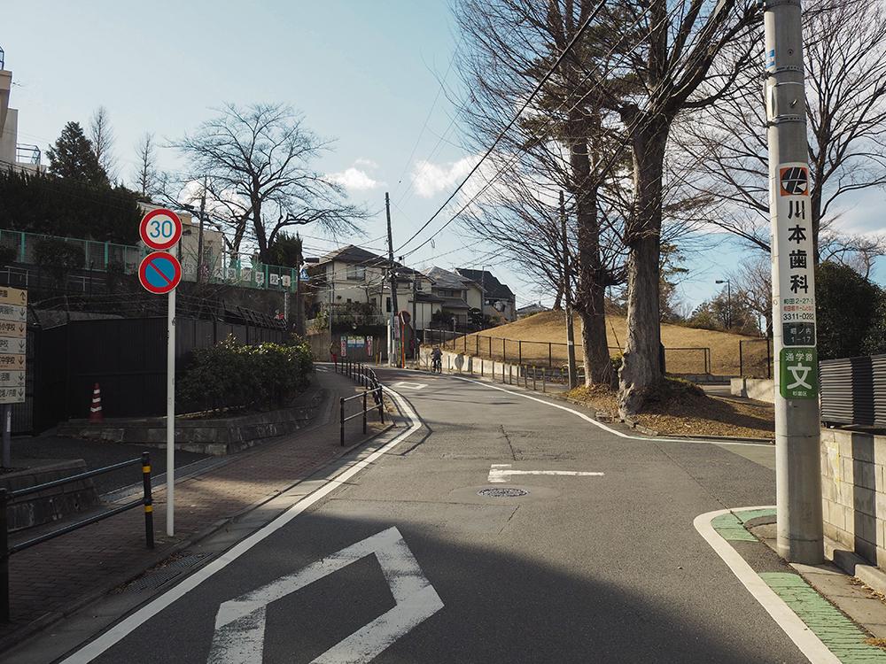大宮八幡宮・和田堀公園と一緒に歩く。杉並区・大聖寺坂と界隈史跡巡り