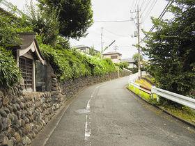 立川空襲の記憶を今に伝える坂道 立川市の山中坂と界隈坂道巡り