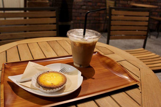 4.赤れんがcafe