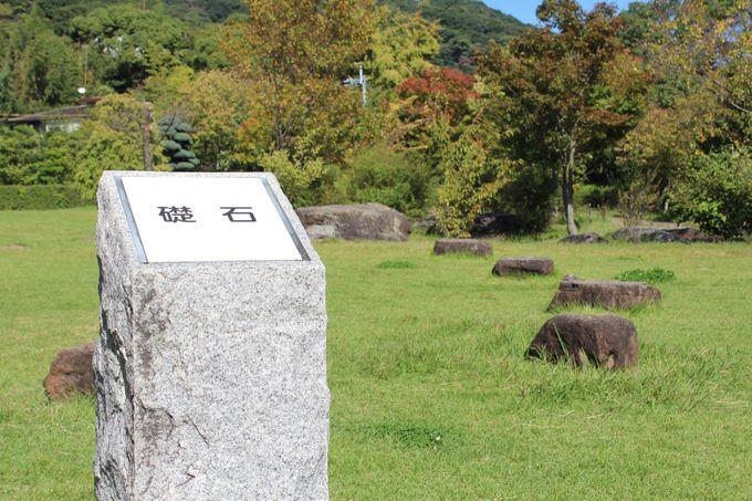 遺構巡り・パネル展示を通して池田城の歴史を辿る