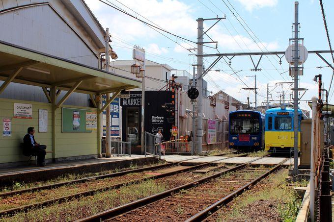 阪堺・東天下茶屋停留所降りてすぐの駅近スポット