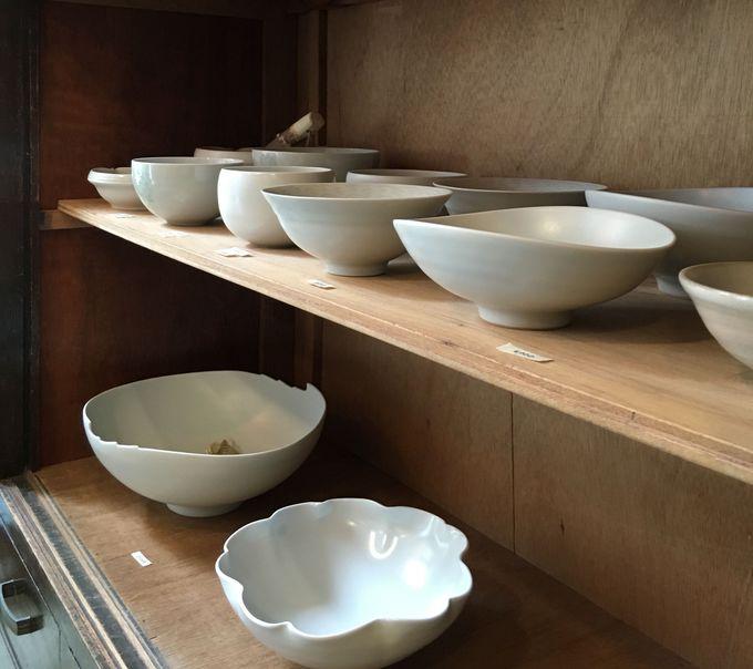 京都の陶芸家、高山正道のうつわ