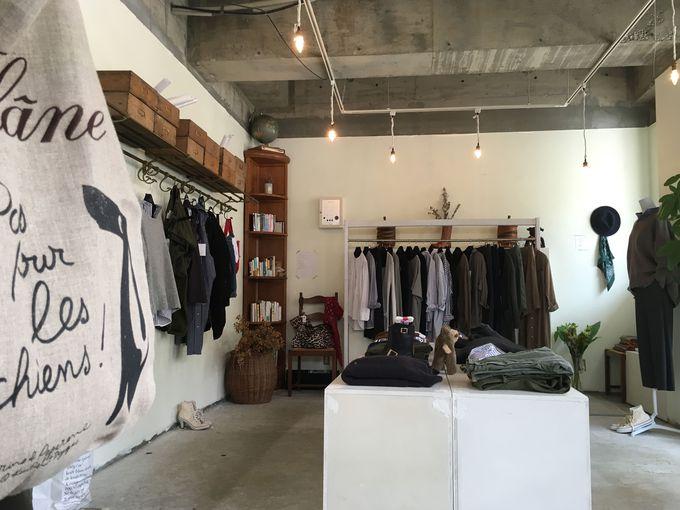 女性の憧れブランド「TICCA」は近江町市場の近く