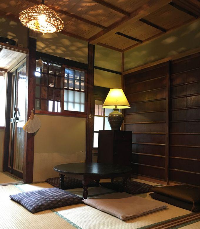 旅情を満たす京町家「壺沙-cosha-」