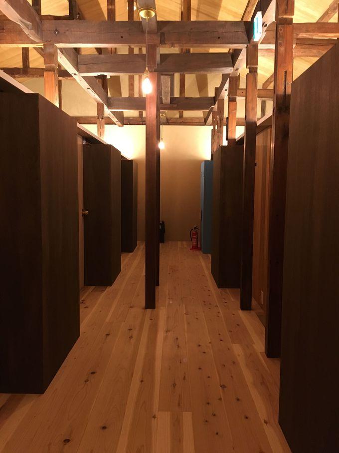 『新建築』も認める新スタイルの宿空間