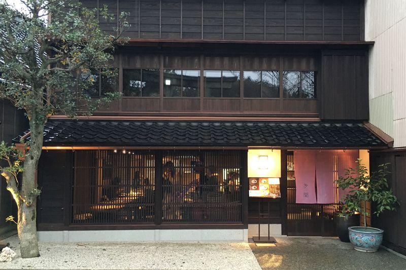 カフェ 金沢