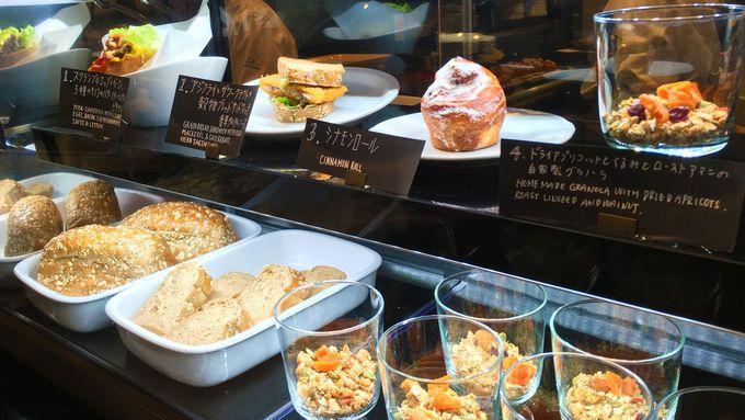 「ANTEROOM MEALS」でクリエイティブな朝食を