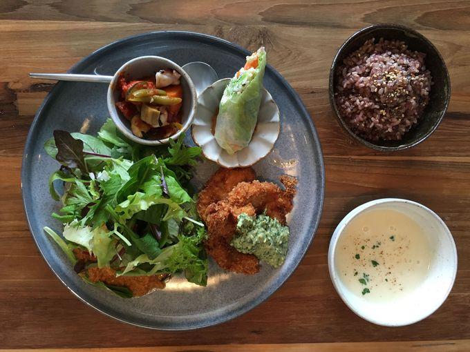 Seed Lunchで北陸の旬野菜を堪能する