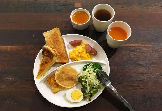 女子必見! 元パティシエの朝食メニュー