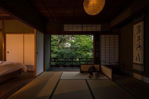 五右衛門風呂&坪庭付き!金沢の宿「蒼風庵」で日本文化に触れる