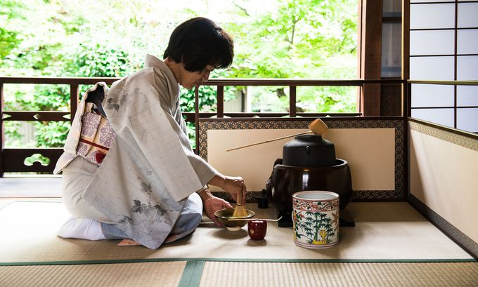 日本文化の体験メニュー