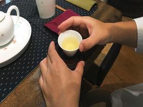 茶藝館に夢中!台北「聚落山海永康館」で台湾茶を味わう