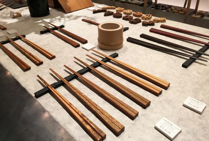竹箸ファン続出のワケ