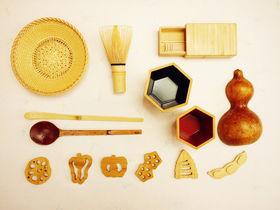 京都「ばんてら」の竹工芸品をカジュアルに選ぼう!