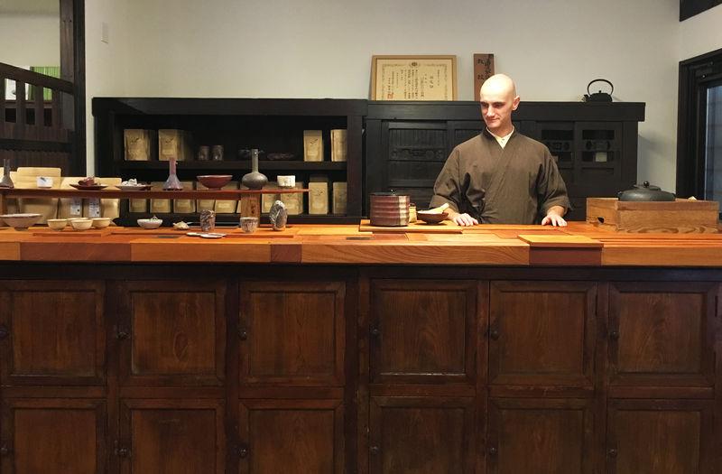 茶人プレゼンツ!「茶ノ実鶴園」は京都初の無農薬栽培日本茶専門店
