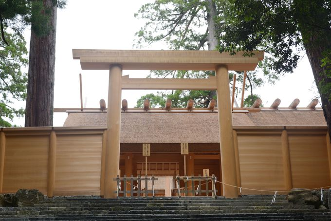 全国でも別格の神社!国内神社の最高峰「伊勢神宮(内宮)」
