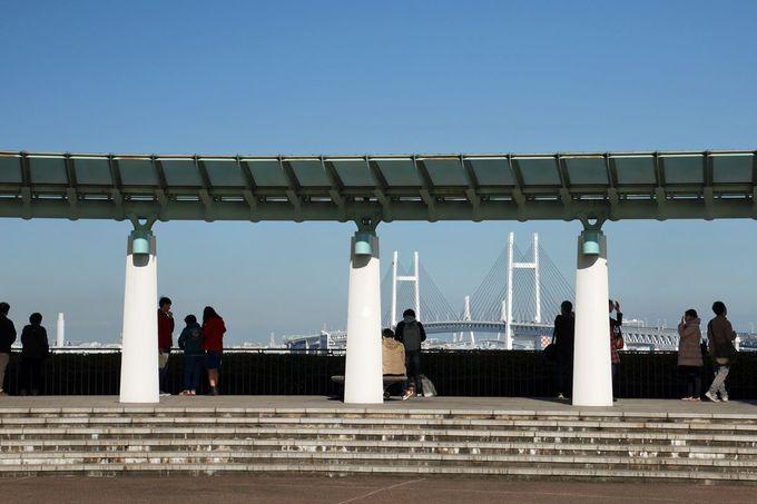 【1日目:午後】港の見える丘公園