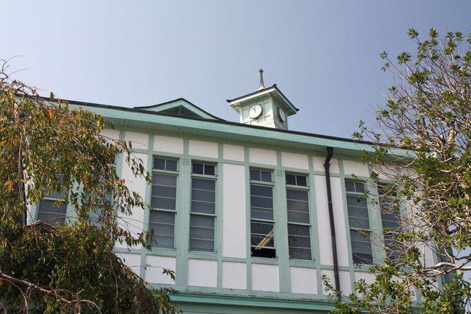栃木県庁跡地に建つ旧栃木町役場庁舎も必見!