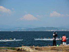 晴れた日には富士も!「江の島」の美しい風景を堪能しよう!