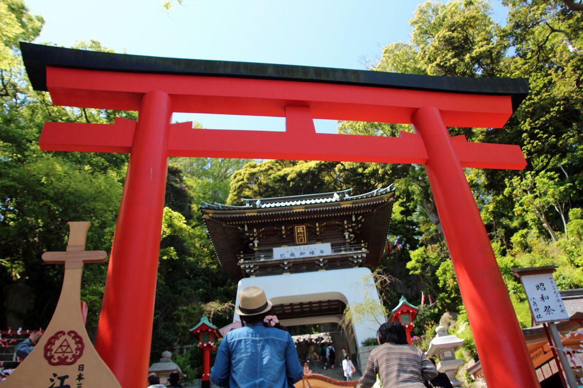3.江島神社/藤沢市