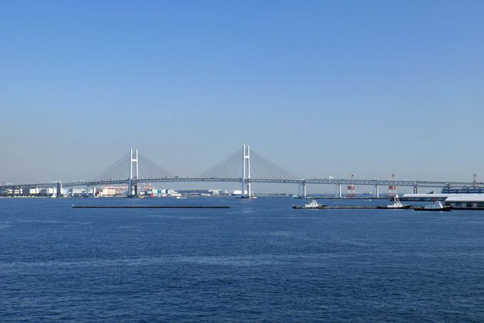 絶景!横浜ベイブリッジの美しい姿を堪能しよう