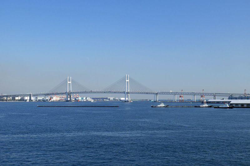 横浜港の大パノラマ!「大さん橋」は絶景が広がる展望スポット