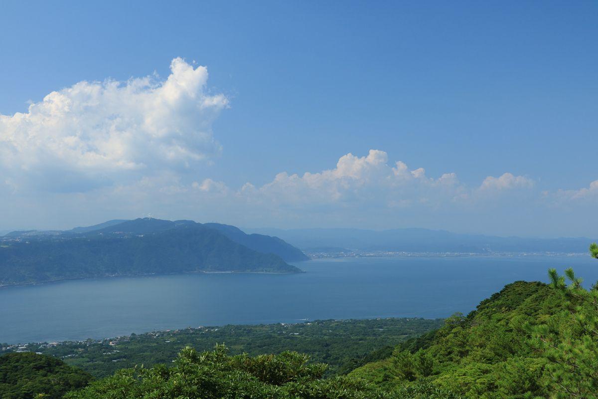 桜島観光では欠かせない大定番のスポット「湯之平展望所」