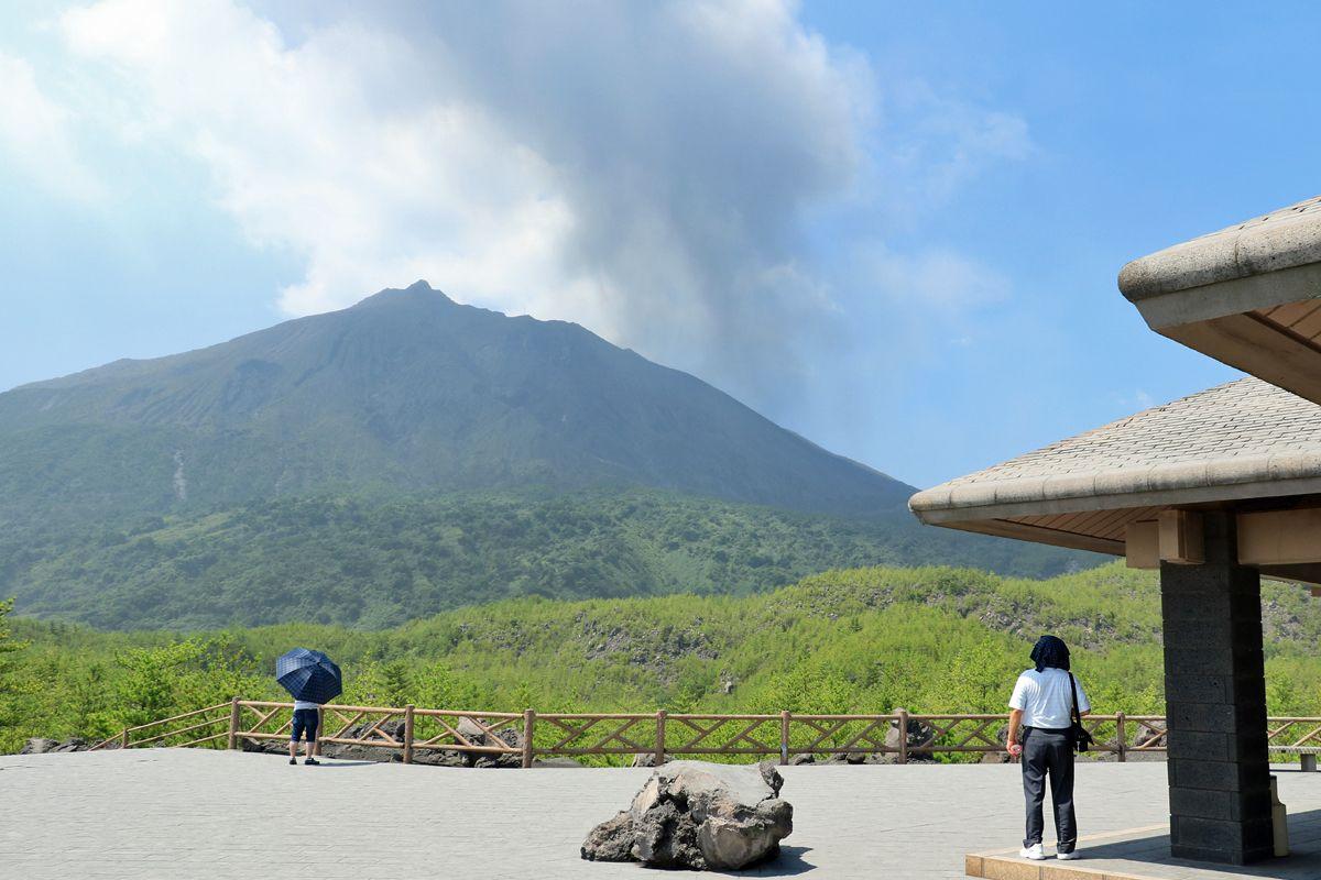 展望台からフェリーまで!桜島のおすすめ観光スポット7選