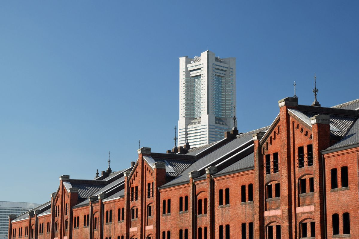 歴史遺産としての魅力も見過ごすな!横浜「赤レンガ倉庫」