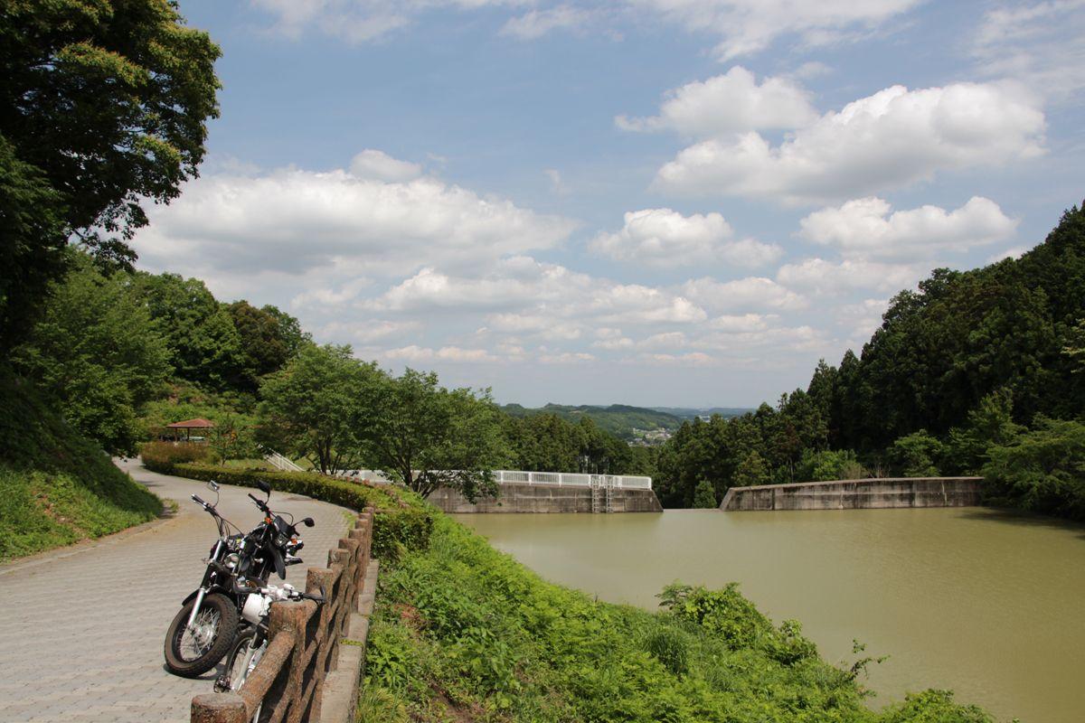自然豊かな「雀川砂防ダム公園」で夏の行楽を楽しもう!