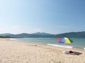 日南海岸南部にひっそりと横たわる絶景の浜辺!「石波海岸」