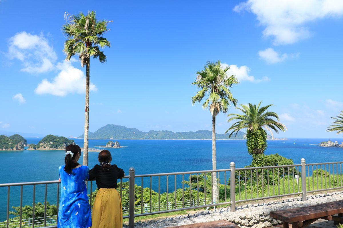 日南海岸の絶景が眼下に広がる!日南市「道の駅なんごう」