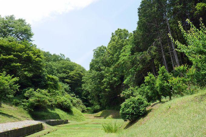 「高野倉ふれあい自然公園」の谷津田やお地蔵様が郷愁を誘う