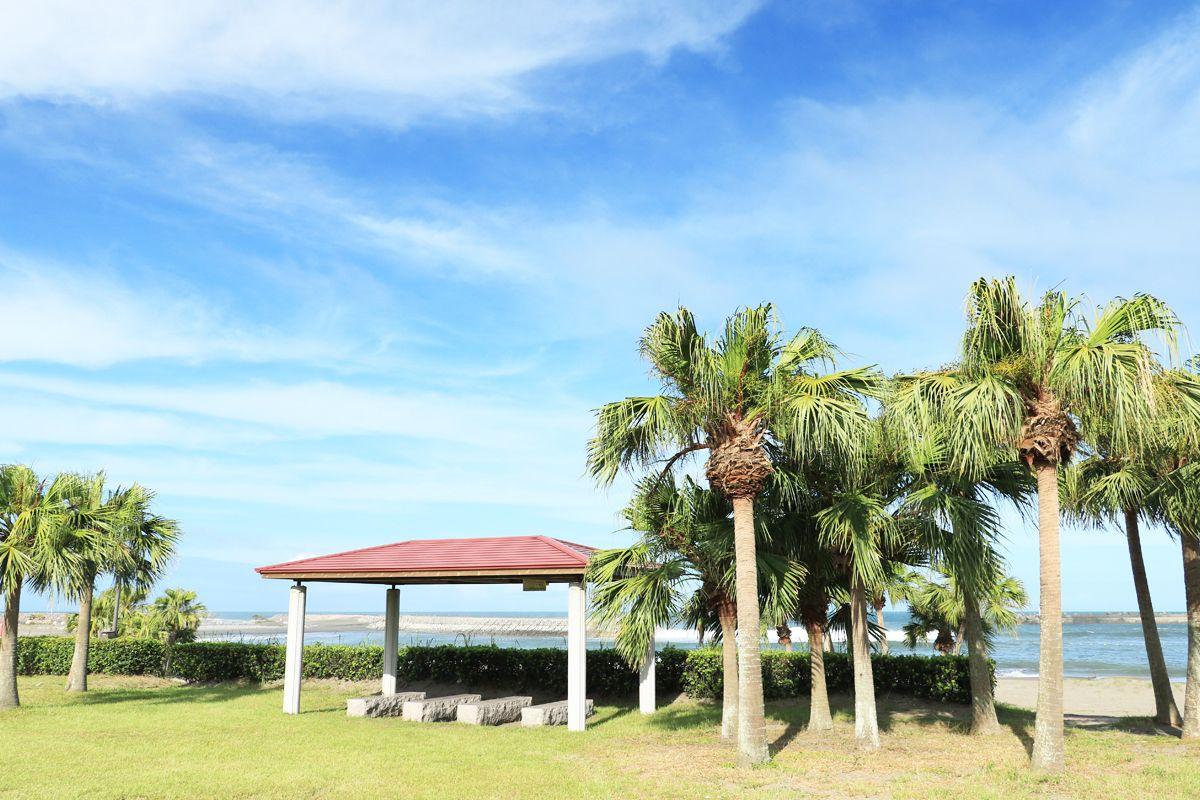 「みやざき臨海公園」の散策も楽しもう!